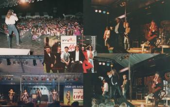 1993 - 1999 mdr life Band