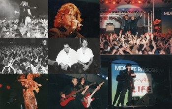 1993 - 1999 mdr life Radioshow