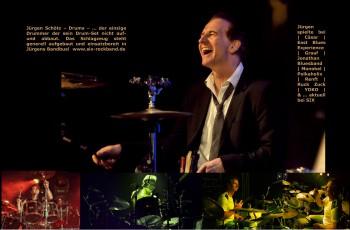 Jürgen Schötz - Drums