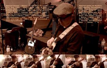 Sigmund Kiesant - Gitarre